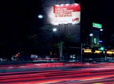Ya no vas a depender tanto de las #cabalas , ahora la suerte tiene un plus #lotoplus Mirá la campaña de #publicidad de #viapublica en nuestros #dispositivos de #granformato  #loteria #billboard #outdooradvertising #ooh #publicidadexterior