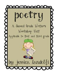 New Poetry Unit just in time for Poetry Month!