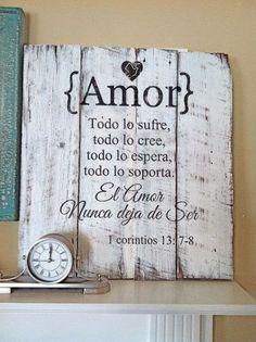 REDE MISSIONÁRIA: EL AMOR NUNCA DEJA DE SER (1 CORINTIOS 13:7-8)