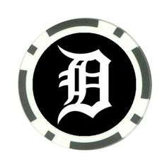 Tigers detroit Poker Chip Card Guard Great Gift Idea by MYDply. $2.50. POKER CHIP CARD GUARD OF IMAGE SHOWN. Makes an excellent gift for any occasion. Positioning the card cover over your cards will keep your hand from being exposed, mucked or accidentally turned over. It's also a great way to show support for your favorite team or get a laugh at the table. Our card guards are made with a 40 mm chip in diameter and 3mm thick and 10 gram weight.