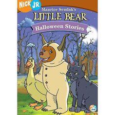 Little Bear - Halloween Stories Kristin Fairlie, Andrew Sabiston, Jennifer Mart in DVDs & Movies, DVDs & Blu-ray Discs | eBay