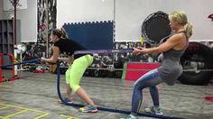 Confere um pouco do treinamento feminino !!!!