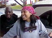 Charming Parents Caught on Hidden Camera Singing Karaoke at a Gas Pump!