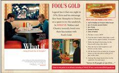 Elvis Presley's Fool's Gold Sandwich