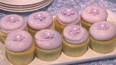 Cooking with Sophie Kallinis LaMontagne - Georgetown Cupcake Lavender Earl Grey Teacake Cupcake recipe