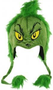 7ecc4020bfe Dr. Seuss Grinch Furry Lapland Hat