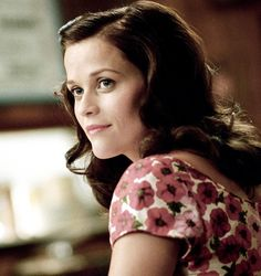 """In one of the biggest roles of her career, Reese Witherspoon played June Carter in the 2005 film """"Walk the Line,"""" which earned her the Oscar for Best Actress. She starred opposite Joaquin Phoenix, who played Johnny Cash. June And Johnny Cash, June Carter Cash, Walk The Line Movie, Old Hollywood Stars, Joaquin Phoenix, Iconic Movies, Reese Witherspoon, Wedding Hair And Makeup, Best Actress"""