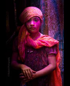 Festival of Colors - Stunning Holi Photographs - 121Clicks.com