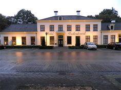 Restaurant Fréderique - Top Trouwlocaties - Frederiksoord, Drenthe #trouwlocatie #trouwen #feestlocatie