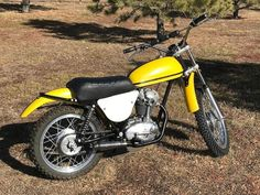 1972 Ducati 450 TS Scrambler Frame no. to be advised Engine no. DM450 454490