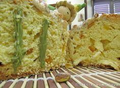 Colomba con sorpresa pistacchiosa a lunga lievitazione | Gastronomy Love