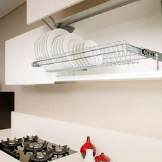 Three Quarter Lazy Susan Wire Corner Cabinet | Kitchen Ideas | Pinterest |  Corner Cabinet Solutions, Lazy And Corner