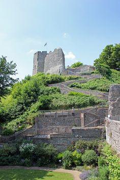 Lewes Castle, East Sussex, England