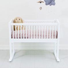 Babywiege, weiß,  Oliver Furniture