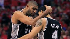 "Duncan: ""I'm a Spur for life.""  Love that, @San Antonio Spurs  #Spurs #KSAT #GoSpursGo"
