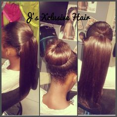 Versatile sew in without a part