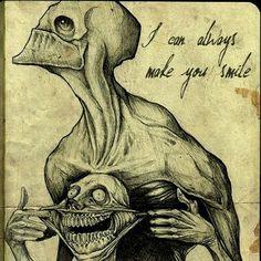 Candle Cove – Creepypasta Wiki Do you love Creepypasta ?Join the Creepy Fan ! Creepy Drawings, Creepy Art, Art Drawings, Creepy Images, Arte Horror, Horror Art, Candle Cove Creepypasta, Image Tatoo, Illusion Kunst