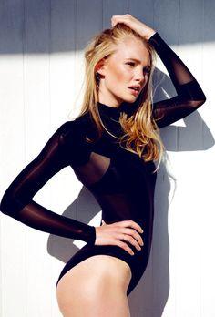 Mauren Harris <3 bodysuits