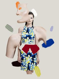 Manipulations- Ernesto Artillo- Spring 14 Life With Bird Designers inspired by european travels- ideas of reference point