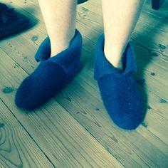 Ravelry: Kanilintu's Hobbit Shoes