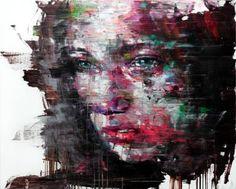 "Saatchi Art Artist KwangHo Shin; Painting, ""[156] untitled oil on canvas 130.3 x 162.2 cm 2013 [SOLD]"" #art"
