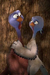 Free Birds (2013). What can I say, I'm a sucker for animated films.  Free Birds looks to be very comedic, naturally, and has an adventurous storyline of two turkeys that travel back in time on a mission to remove themselves from the common holiday menu.