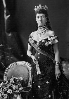 The Daily Diadem: Queen Alexandra's Wedding Gift Tiara | The Court Jeweller
