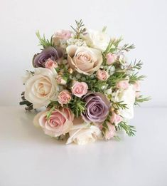 Ideas For Vintage Wedding Flowers Bouquet Decoration Vintage Wedding Flowers, Vintage Wedding Hair, Wedding Flower Decorations, Flower Bouquet Wedding, Wedding Ideas, Wedding Stuff, Spray Roses, Bride Bouquets, Summer Wedding