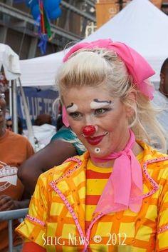 Female Clown, Clowns, Lady, Girls, Style, Fashion, Little Girls, Swag, Moda