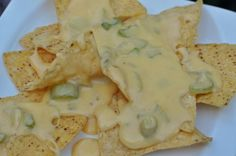Monterey's Tex Mex Queso -[#copycat friendly #recipe from CopyKat.com; visit the blog to see more about this recipe.]