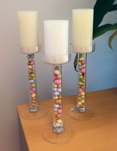 Candy for decorating, simple and subtle yet festive.