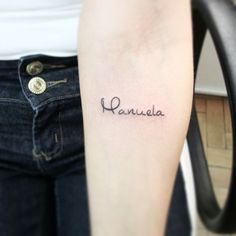 130 Amazing Name Tattoos Designs And Ideas cool