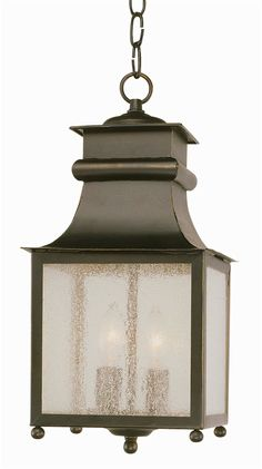CanadaLightingExperts | Two Light Outdoor Hanging Lantern