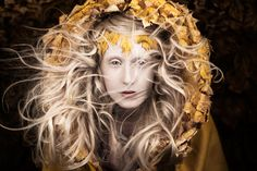 Let Your Heart Be The Map in Wonderland, a spectacular photographic series by Kirsty Mitchell - check it out!