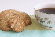 Yulafli Cevizli Kurabiye- Oatmeal and walnut cookie