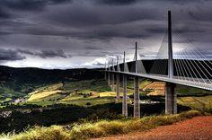 Top Bridges In The World - Millau Viaduct, France