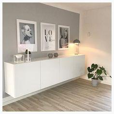 Living Room Paint, Living Room Grey, Living Room Decor, Home Office Design, Home Interior Design, Furniture Decor, Furniture Design, Minimalist Furniture, Gray Interior