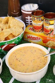 2-ingredient queso dip