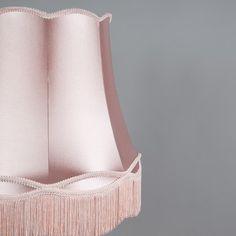 Shop for Retro hanging lamp pink 45 cm - Granny online! Pendant Lamp, Lamp Light, Pink, Lights, Retro, Miley Cyrus, Color, Attitude, Lamps