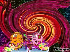 swirlly Twirlly Easter Blingee! Created by Joyousjoym Blessings