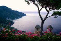 #Ravello https://flic.kr/p/fZH7BM | A postcard from Amalfi Coast | A view from Ravello (Amalfi Coast, Italy)