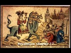 The Great Harlot And The 7+10 Kings (Revelation 17:1-18)