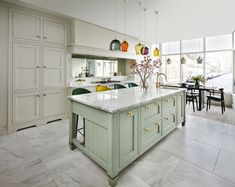 The Fulham showroom has had an entire refit with a fresh contemporary look, so if you are considering a new kitchen, visit Martin Moore, 45 Munster Road, London Beautiful Kitchen Designs, Beautiful Kitchens, Martin Moore Kitchens, Interior Garden, Interior Design, Moore House, Kitchen Showroom, Handmade Kitchens, London House