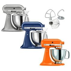 KitchenAid Artisan 5 Qt  Stand Mixer Discover how you can get the best stand mixer for your kitchen @ http://smallappliancesforkitchen.net