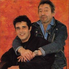 Serge & Julien Clerc