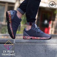 @adidasoriginals #adidas #adidasoriginals #originals #zxflux #zxflux #adidaszxflux #sneakerbaas #baasbovenbaas Adidas ZX Flux - The Adidas…