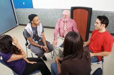Cognitive-behavioral Prevention Program Improves Depression Among Teens    Image Source: http://lifeintervention.com/wp-content/uploads/2009/08/GroupTherapy.jpg