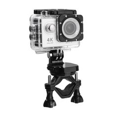 MAX Sports Camera Accessory Bicycle Motorcycle 360° Rotate Stand Holder For GoPro XiaoYi Sj camera