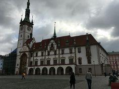 Olomouc... Radnice s orlojem San Francisco Ferry, Notre Dame, Blog, Travel, Voyage, Trips, Viajes, Destinations, Traveling