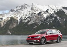 We hit the mountains with the all-new 2017 VW Golf Alltrack wagon.